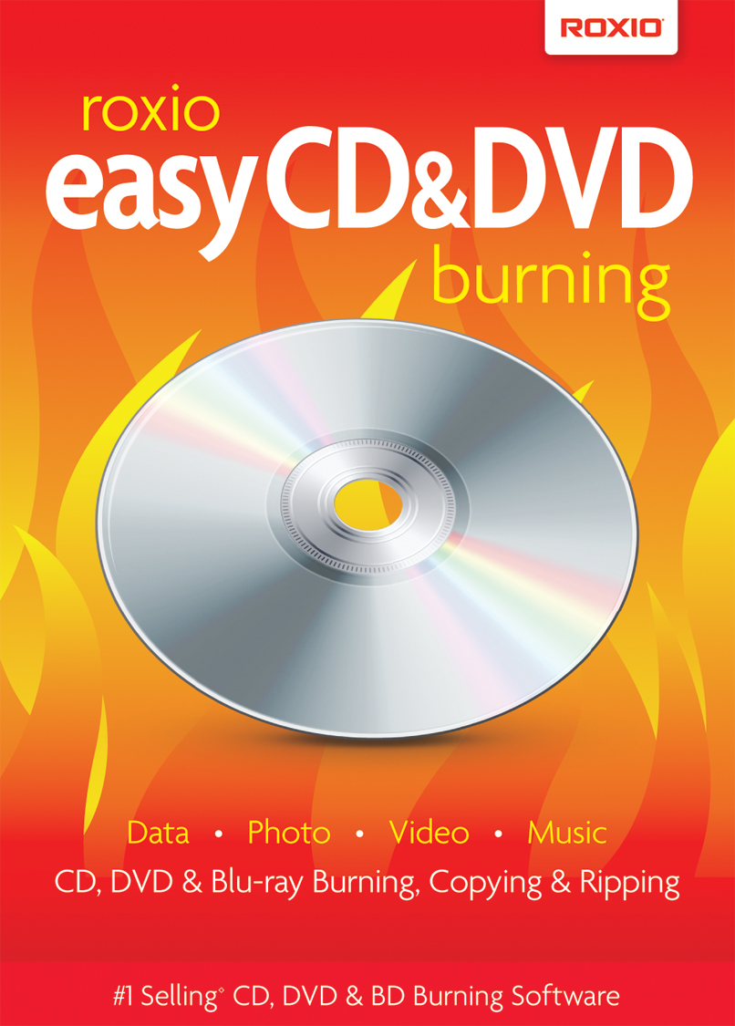 roxio easy cd  dvd burning free download