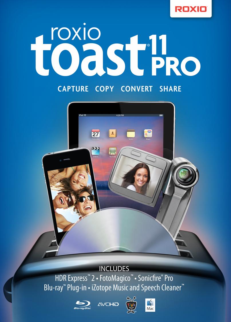 Download Roxio Toast 14