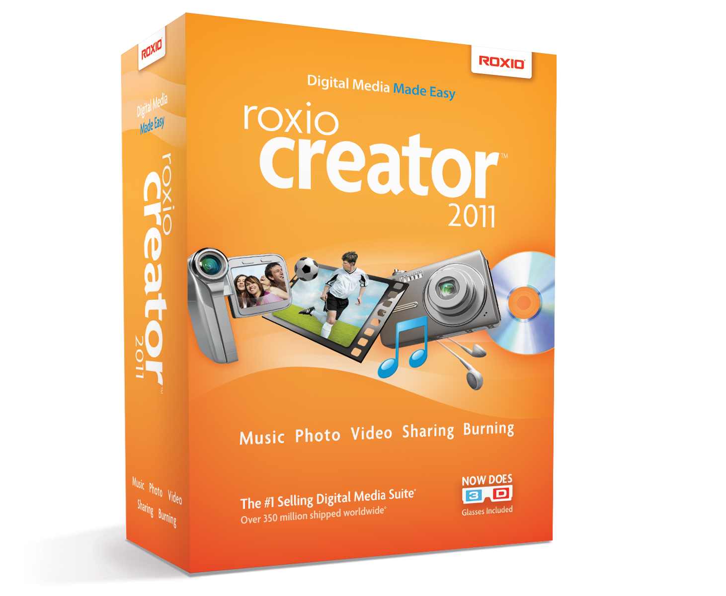 CD Burning DVD Burning and bonus software Creator NXT 7 Pro by Roxio