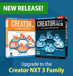 Creator Upgrade
