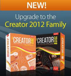 Creator Upgrade