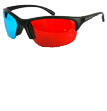 Deluxe 3D Glasses – Red and Blue Anaglyph